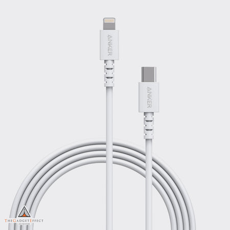 Anker Power Line Select USB-C to Lightning Cable 6 ft (A8613H21)