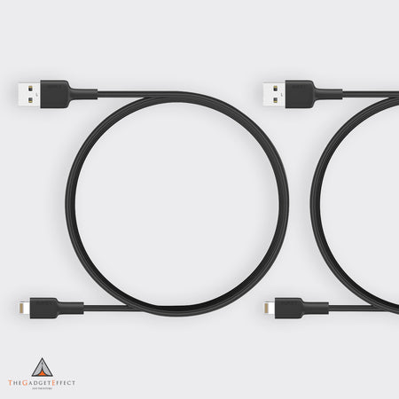 Aukey USB-A to Lightning Cable 6.6ft (CB-BAL4)