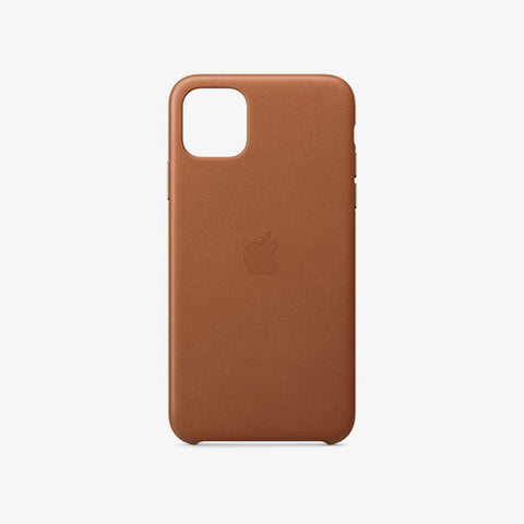 Apple 11 Max Pro Leather Cover