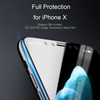 Baseus 0.3mm Diamond Body All-screen Arc-surface Tempered Glass Film For iPhone 7/ 8
