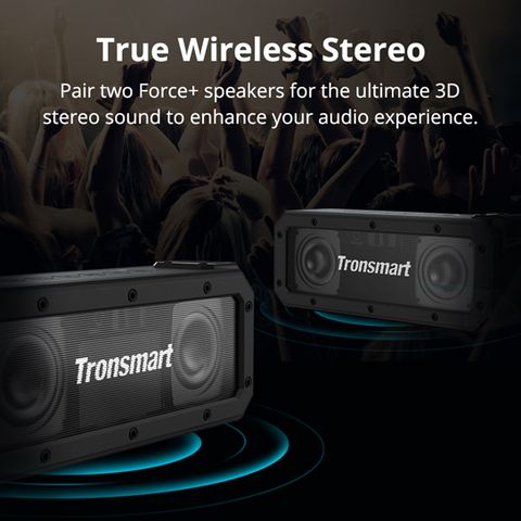Tronsmart Element Bluetooth Speaker (Force+)