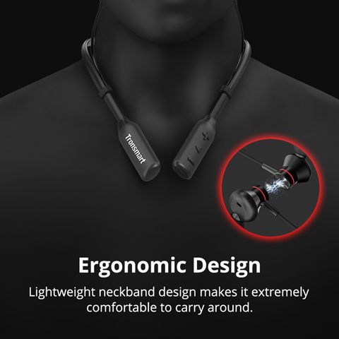 Tronsmart Encore S2+ Bluetooth Headphones