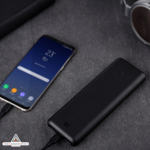 Aukey 20100mAh Power Bank with 2-Way Power Delivery (PB-XD20)