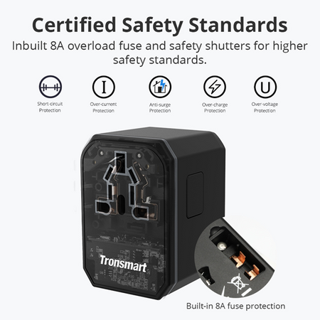 Tronsmart WCP05 Universal Charger
