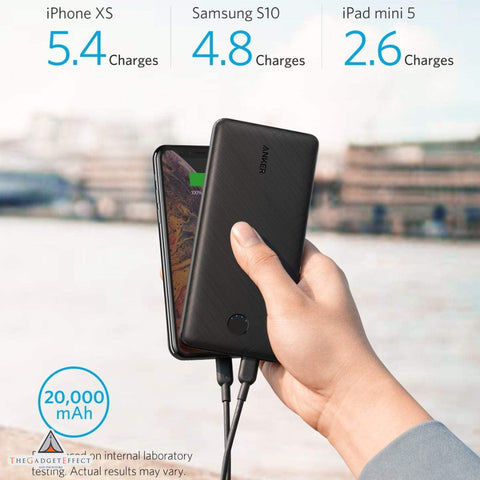 Anker Power Core Metro Essential 20000 mAh (A1281H11)
