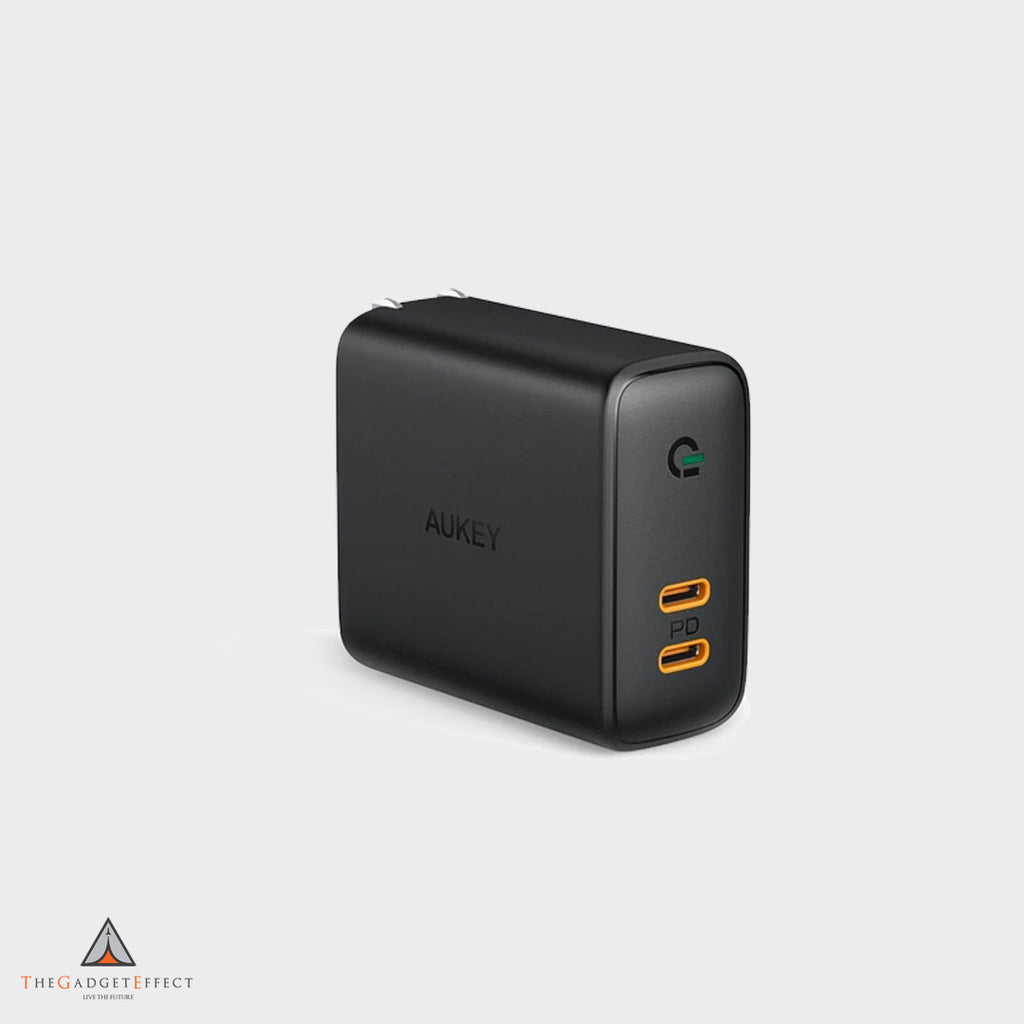 Dual-Port 36W PD Wall Charger with Dynamic Detect (PA-D2)
