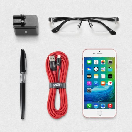 Anker Powerline+ Lightning Cable - The Gadget Effect