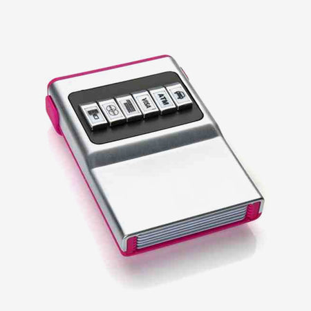 ACM Wallet Hybrid Pink - The Gadget Effect