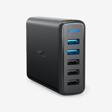 Anker PowerPort Speed 5 - The Gadget Effect