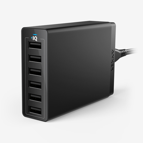 Anker 6 Power Port Charger