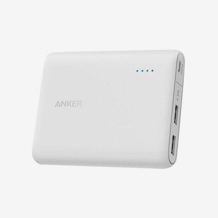 Anker Power Bank 10400 MAH Black