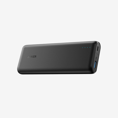 Anker Power Bank 20000 MAH Black PD