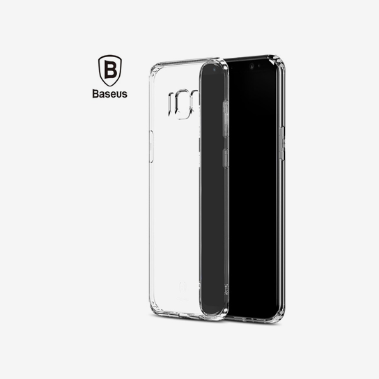 Baseus Simple Series Case For SAMSUNG Galaxy S8 Transparent