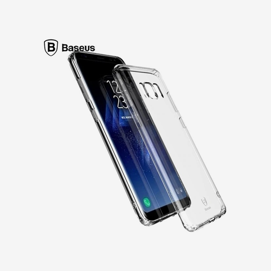 Baseus Simple  Series Case For SAMSUNG Galaxy S8 Plus Transparent