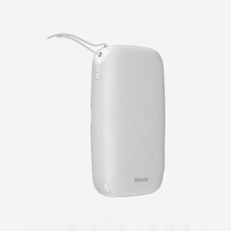 Baseus Mini Q  Power Bank 10000mAh(M+T Input/Output 50 CM Micro Cable)
