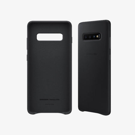 Samsung Leather Cover S10+