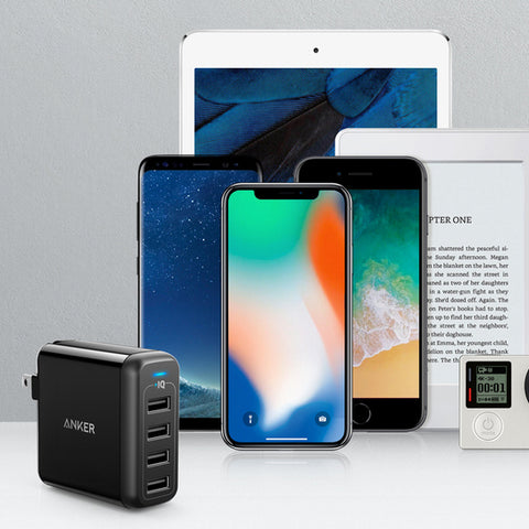 Anker PowerPort 4 Ports Charger