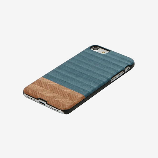 Man&Wood Cases (Denim) - The Gadget Effect