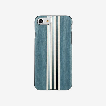Man&Wood Cases (Rail Blue) - The Gadget Effect