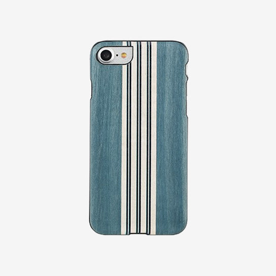 Man&Wood Cases (Rail Blue)