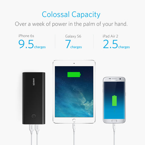 Anker Power Bank 26800 mAh QC