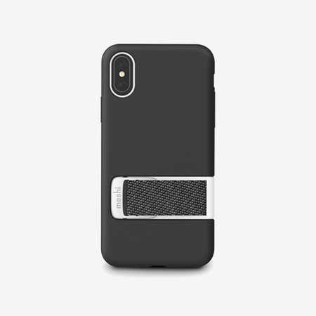 Moshi Capto for iPhone XR Mulberry Black