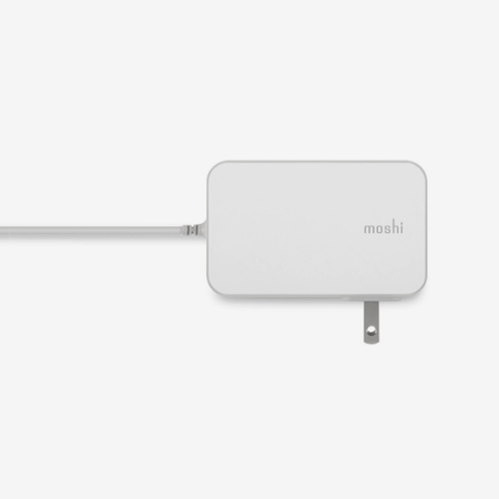 Moshi ProGeo USB-C Laptop Charger (65W)-US - US Version