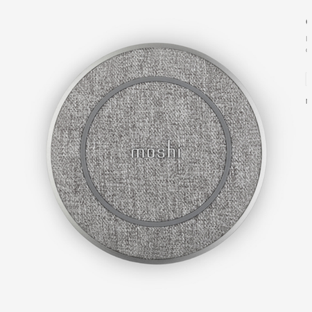 Moshi - Otto Q - Nordic Gray - Wireless Charging Pad