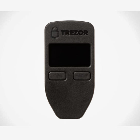 Trezor Crypto HW wallet - The Gadget Effect