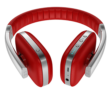 Ghostek Rapture Wireless On-Ear Headphones - The Gadget Effect