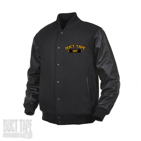Black Logo Jacket