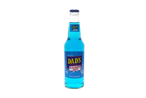 Dad's Blue Cream Soda