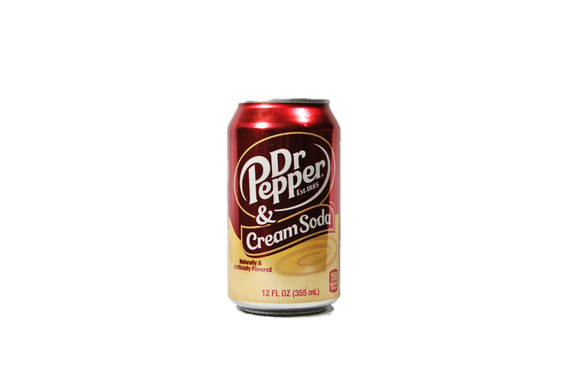 Dr. Pepper Cream Soda