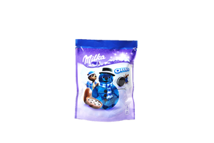 Milka Oreo Holiday Egg Bag