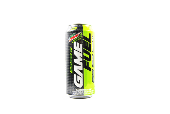 Mountain Dew Amp Game Fuel Charged Original Dew