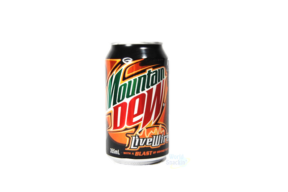 Mountain Dew Livewire