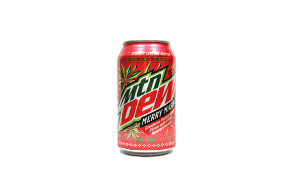 Mountain Dew Merry Mash Up