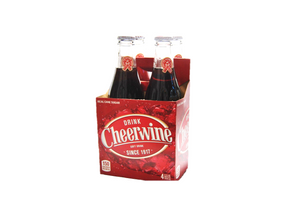 Cheerwine (4 Pack)