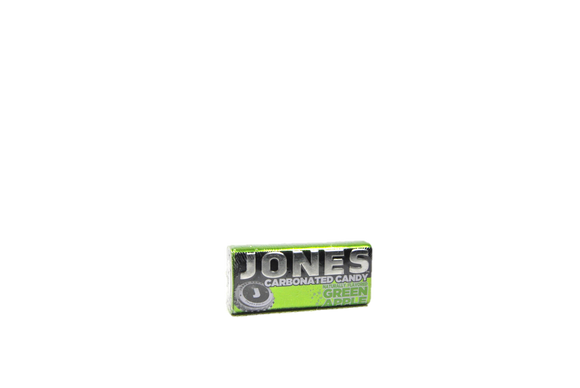 Jones Green Apple Carbonated Candy
