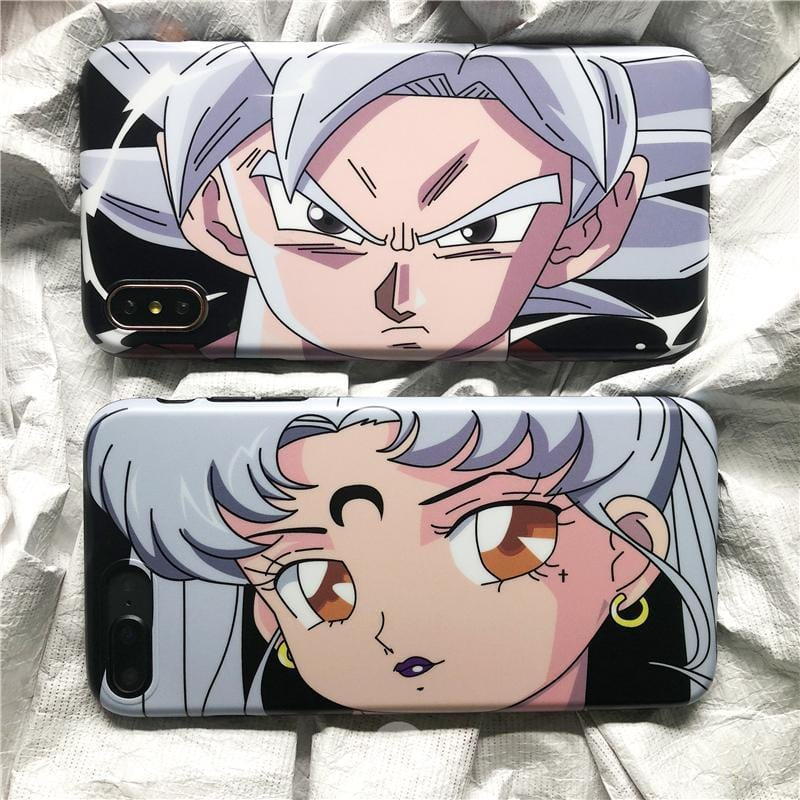 ANIME CHARACTERS IPHONE COVER CASE