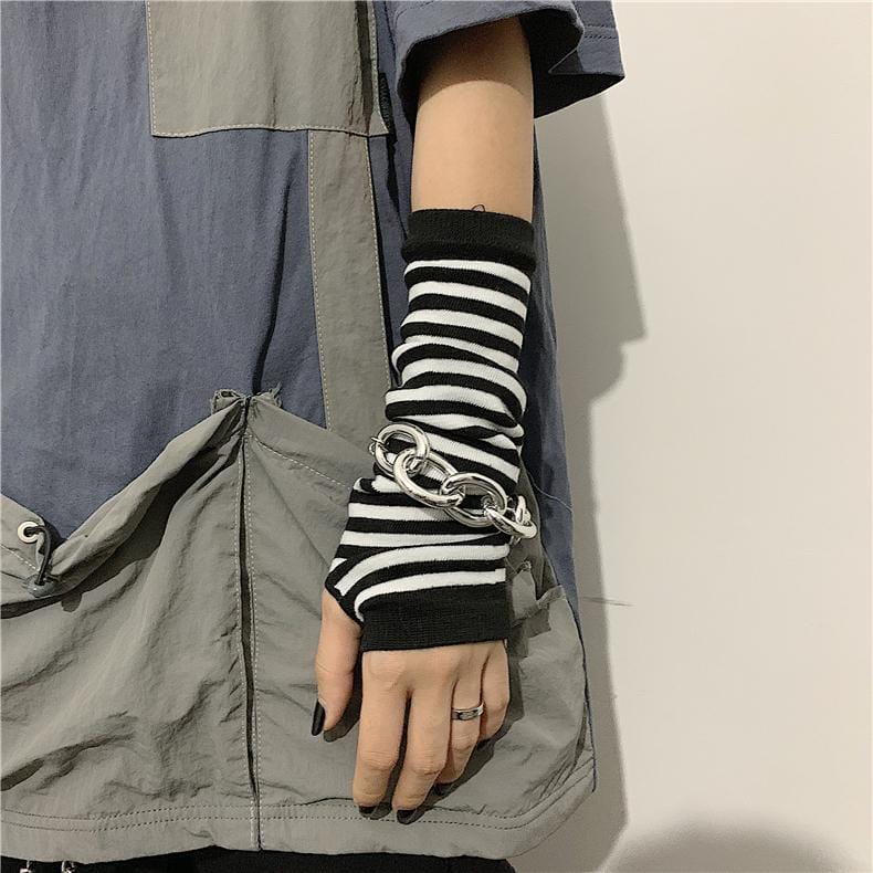 Buy cheap Aesthetic clothes EMO PUNK THIN SHORT SLEEVES 30% OFF - NORMCORE STUDIOS