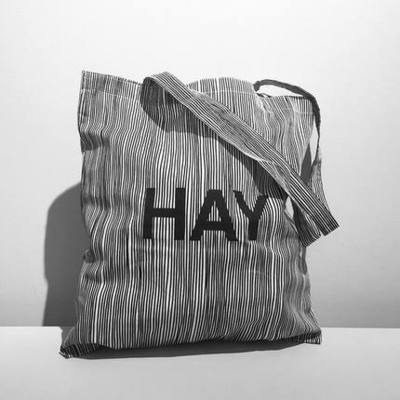 SHOPPER BAG HAY