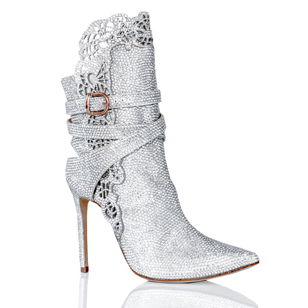 "Crystal ""WOW"" Charity Boot"