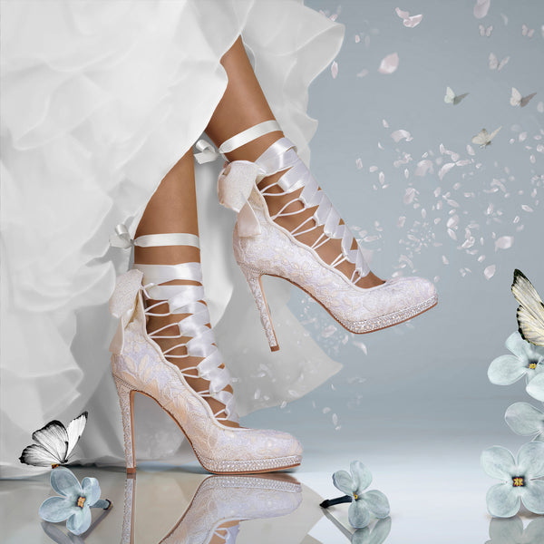 The Royal Bridal Collection - White