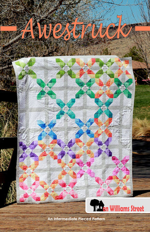 Awestruck Quilt Pattern