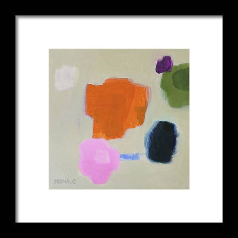 Flowers no.1 - Framed Print