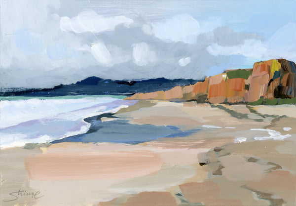 Seascape-Half Moon Bay