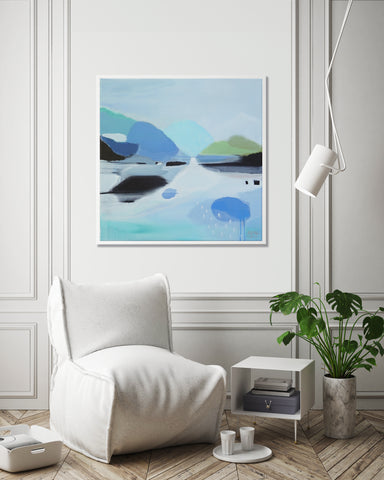 Landscape water view 'Early Morning' 20%OFF