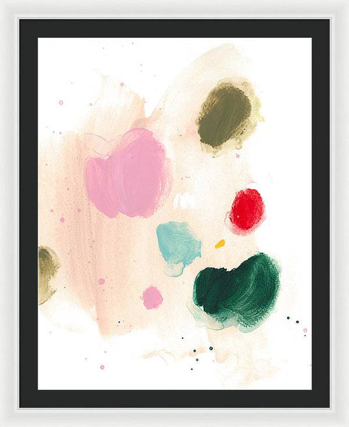 My Garden no.2 - Framed Print