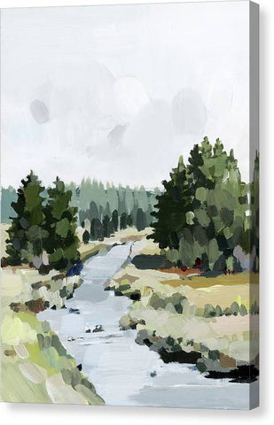 Wood Creek- Canvas Print